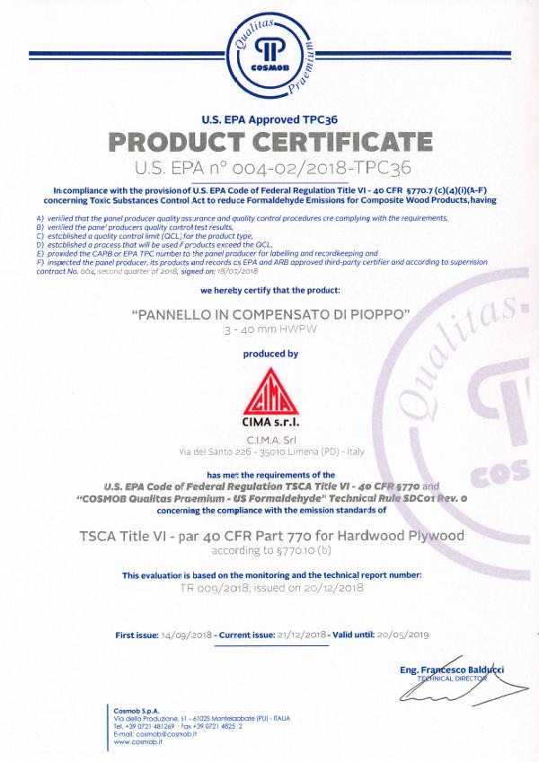 2018-CQP-US-Formaldehyde-TSCA-Title-VI-CIMA-mod2